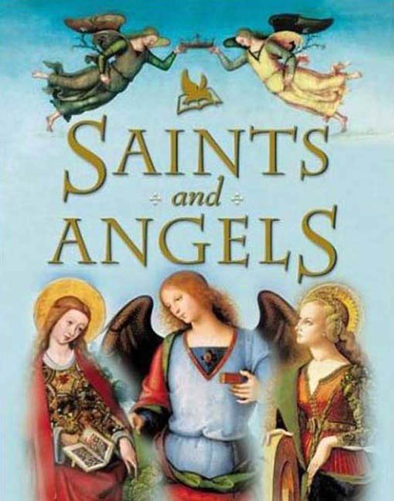 Saints and Angels als Buch