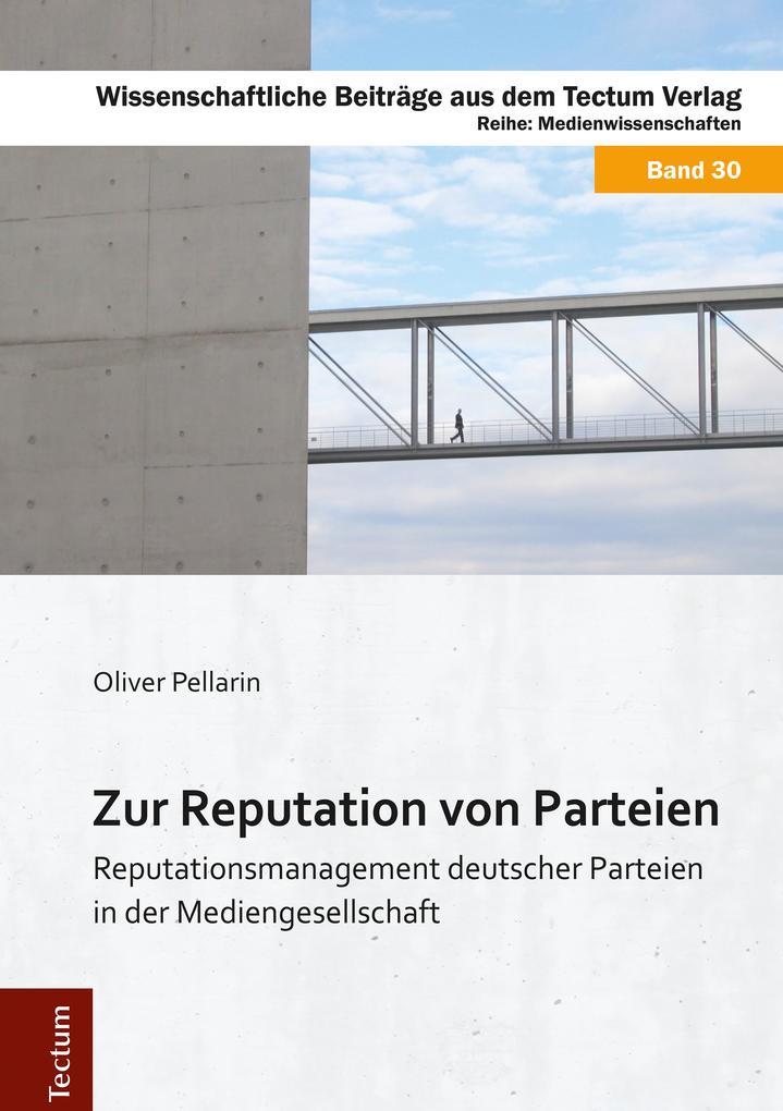 Zur Reputation von Parteien als eBook Download ...