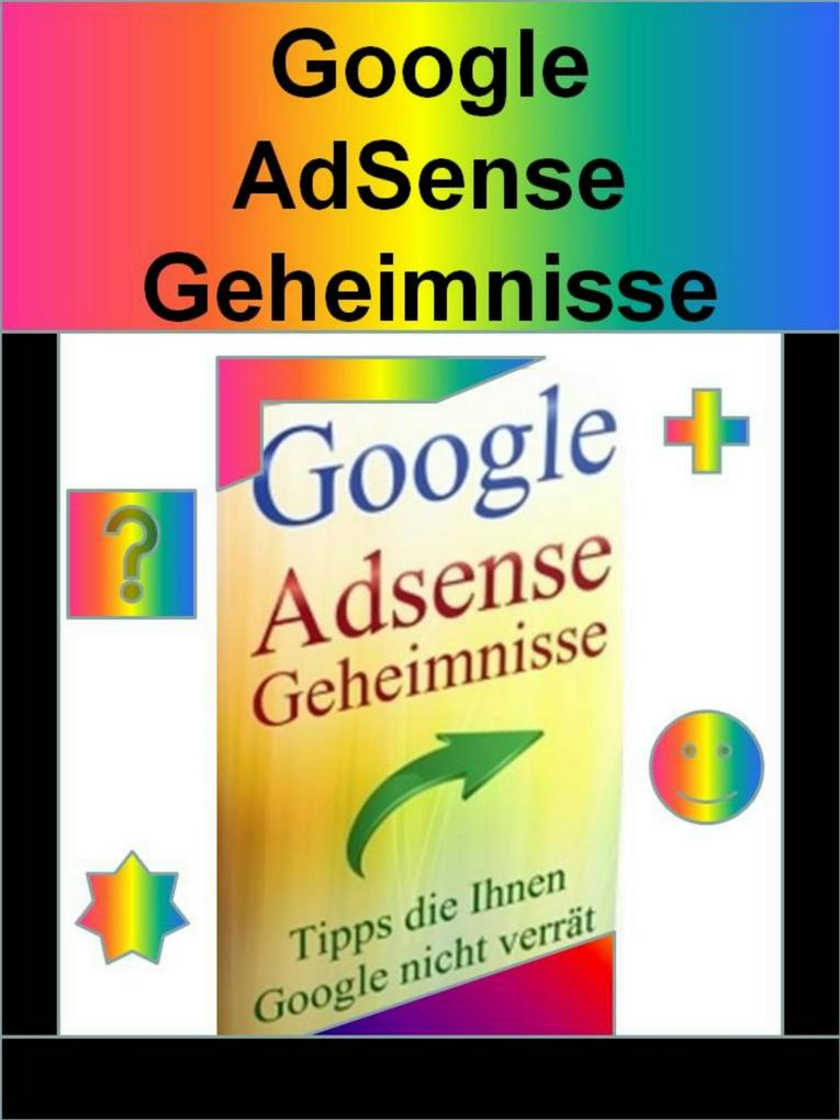Google AdSense Geheimnisse als eBook Download v...