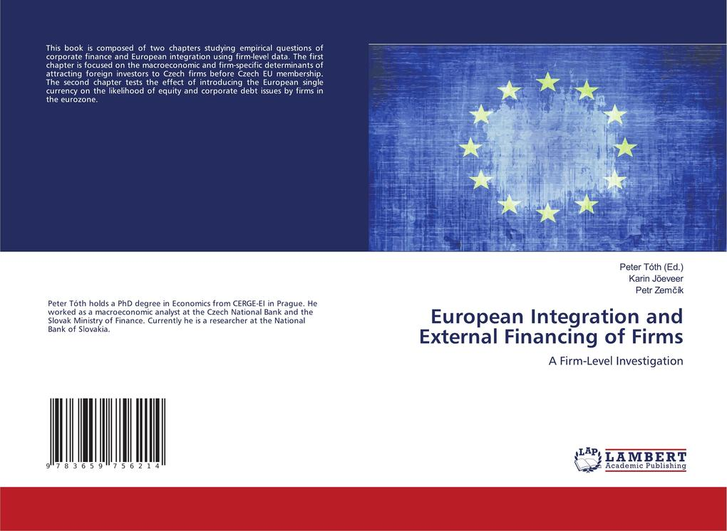 European Integration and External Financing of ...