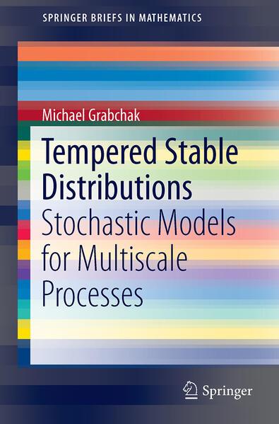 Tempered Stable Distributions als Buch von Mich...