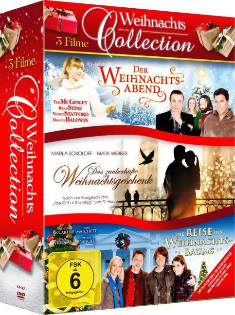 Weihnachts-Collection - 3 Filme