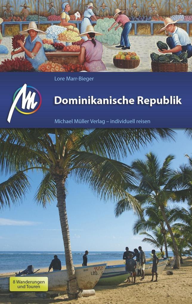 Dominikanische Republik als Buch von Lore Marr-...
