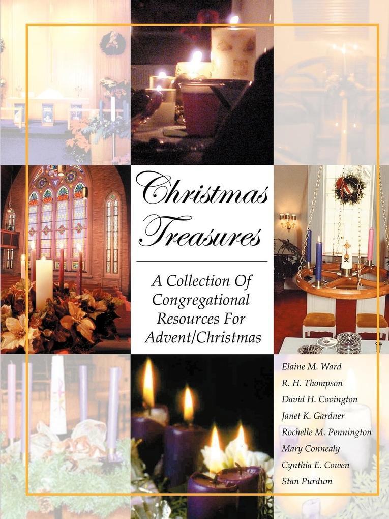Christmas Treasures als Taschenbuch