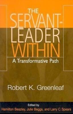 Servant Leader Within als Taschenbuch