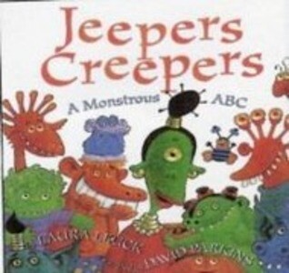 Jeepers Creepers als Buch