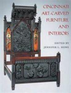 Cincinnati Art Carved Furniture als Buch