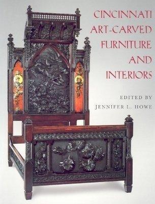 Cincinnati Art-Carved Furniture and Interiors als Taschenbuch
