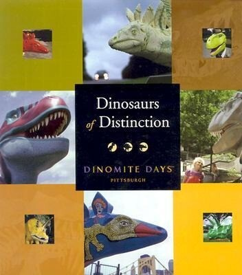 Dinosaurs of Distinction: Dinomite Days als Buch