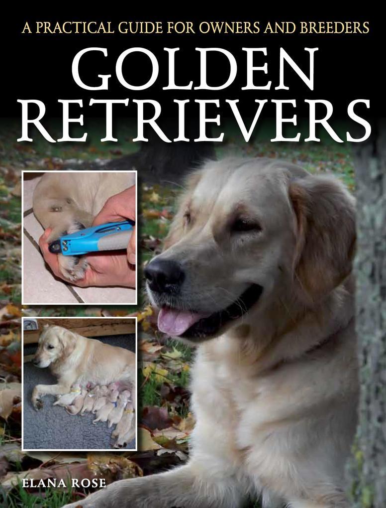 Golden Retrievers als eBook Download von Elana ...