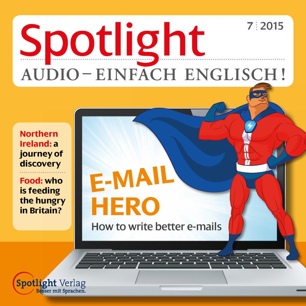 Englisch lernen Audio - Bessere E-Mails schreib...