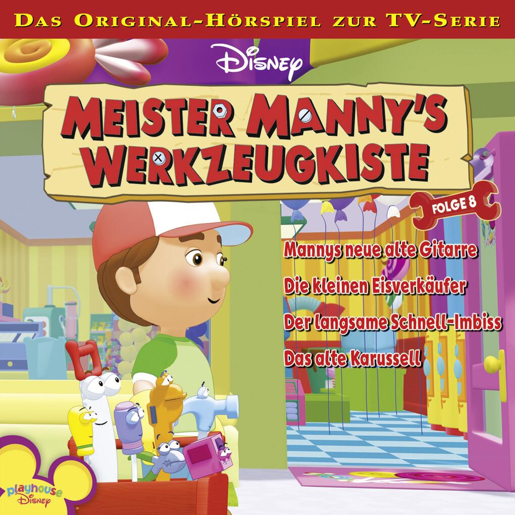 Disney Meister Manny´s Werkzeugkiste - Folge 8 ...