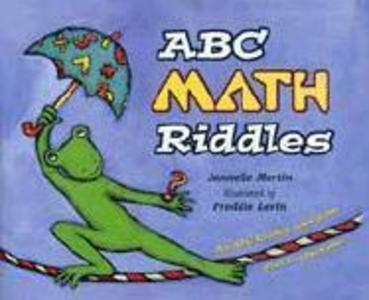 ABC Math Riddles als Buch