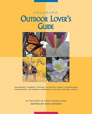 Colorado Outdoor Lover's Guide als Taschenbuch