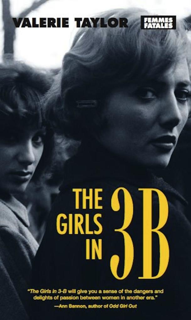 The Girls in 3-B als Taschenbuch