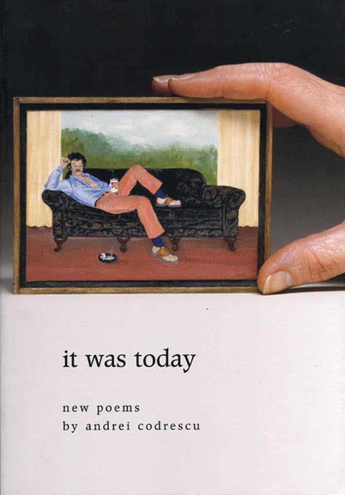 It Was Today: New Poems als Taschenbuch