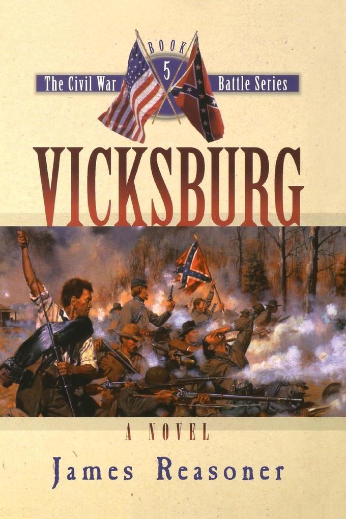 Vicksburg als Taschenbuch
