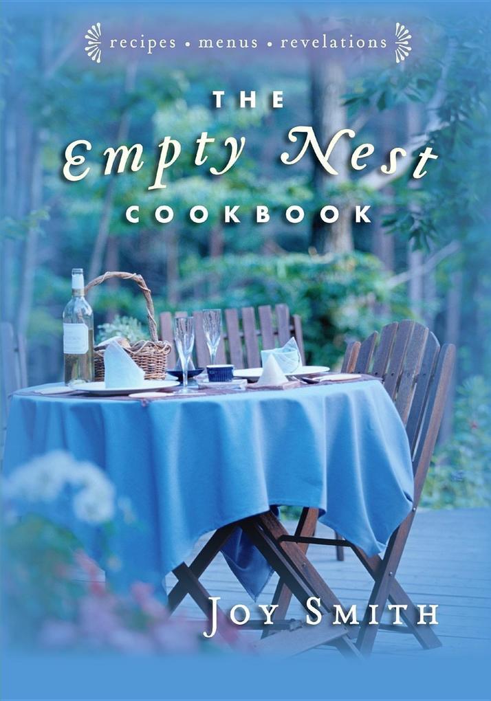 The Empty Nest Cookbook als Taschenbuch