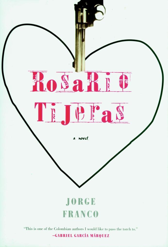 Rosario Tijeras als Buch