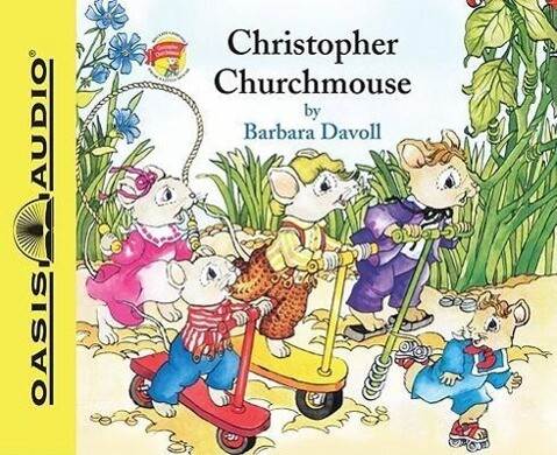 Christopher Churchmouse als Hörbuch