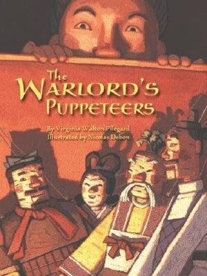 Warlords Puppeteers als Buch