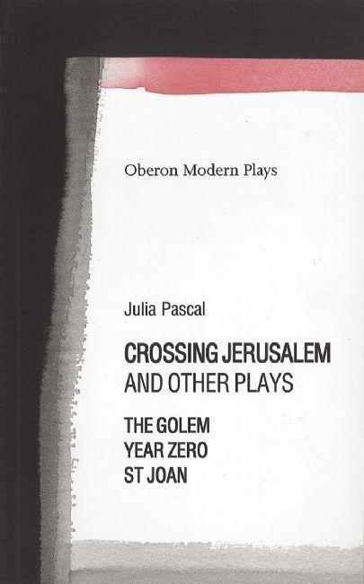 Crossing Jerusalem and Other Plays als Taschenbuch