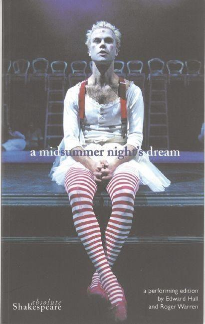 A Midsummer Night's Dream (Propeller Shakespeare) als Taschenbuch