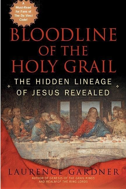Bloodline of the Holy Grail als Taschenbuch
