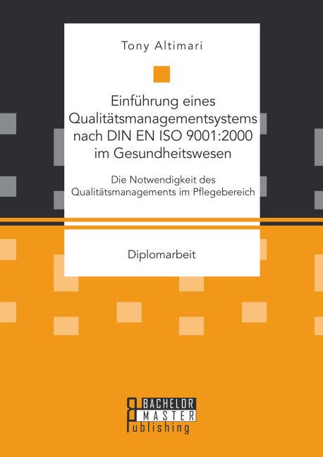 Einführung eines Qualitätsmanagementsystems nac...