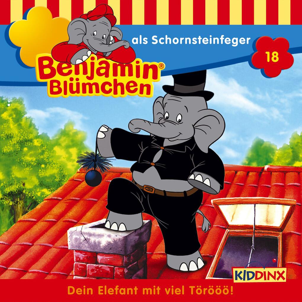Benjamin Blümchen - ... als Schornsteinfeger al...
