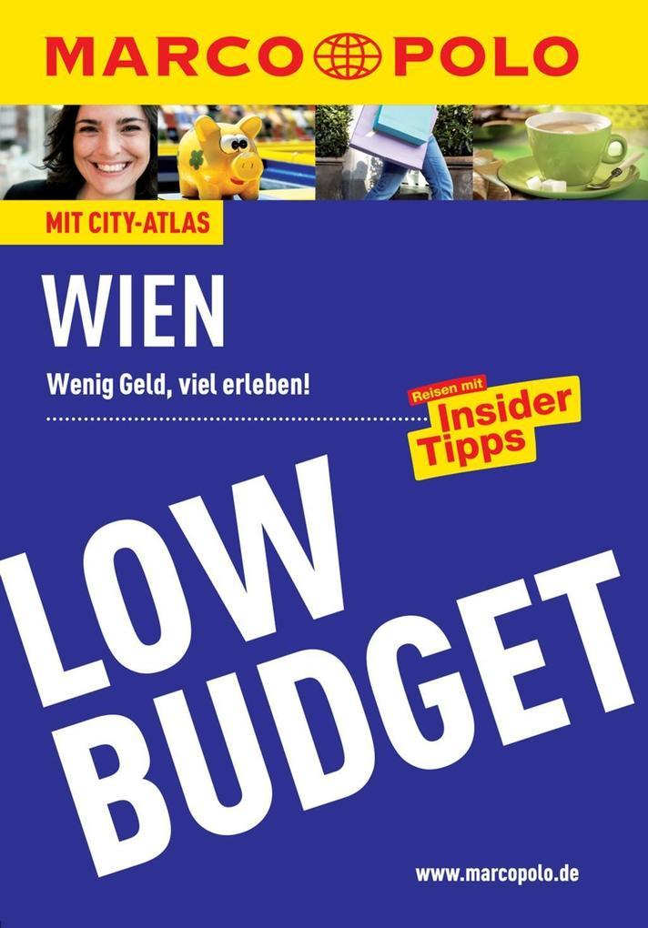 MARCO POLO Reiseführer Low Budget Wien als eBoo...
