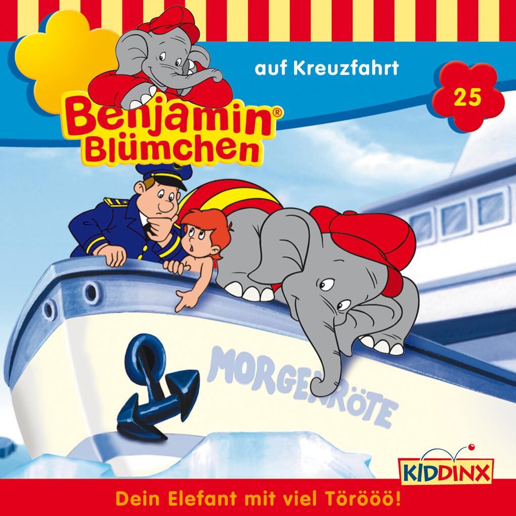 Benjamin Blümchen - ... auf Kreuzfahrt als Hörb...