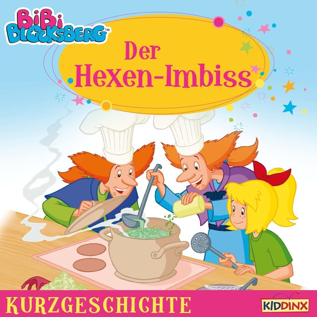 Bibi Blocksberg - Kurzgeschichte - Der Hexen-Im...