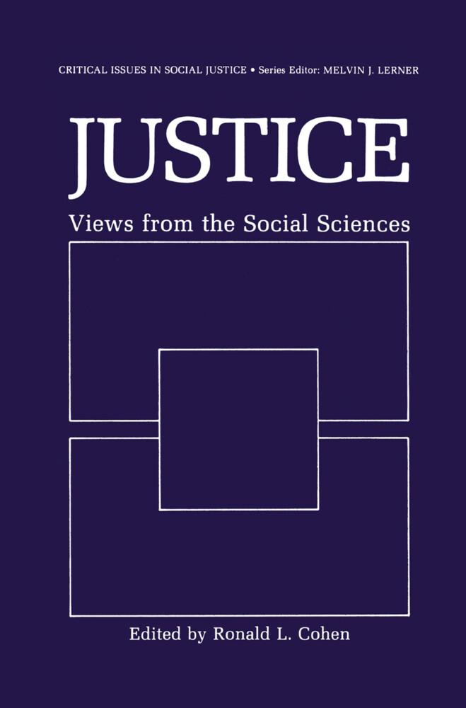 Justice als Buch