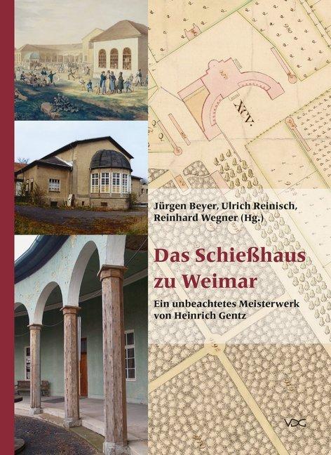 Das Schießhaus zu Weimar als Buch von