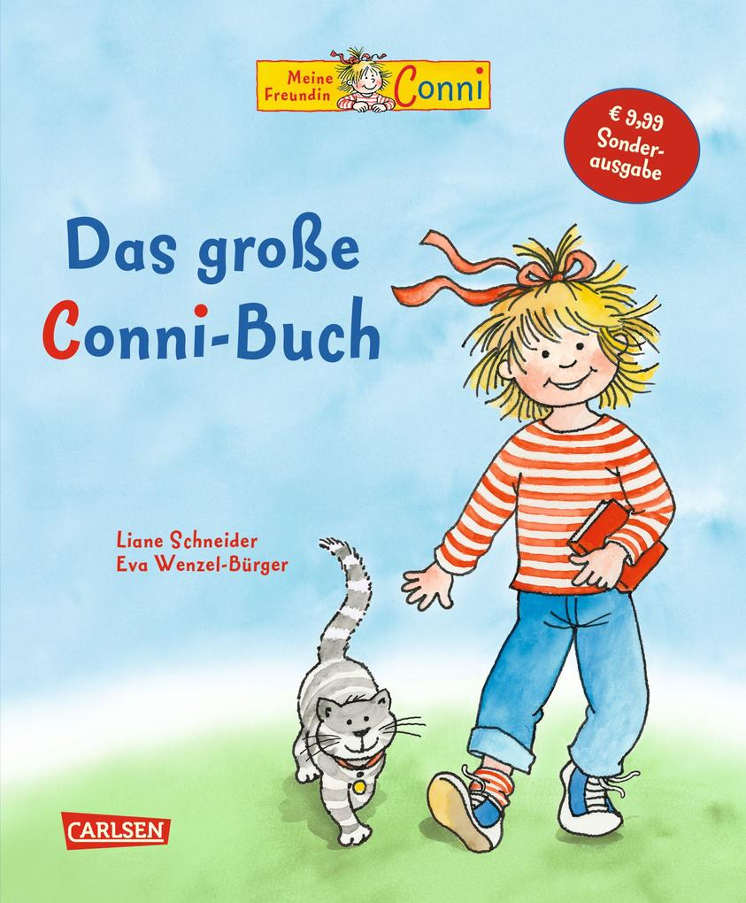 Das große Conni-Buch als Buch