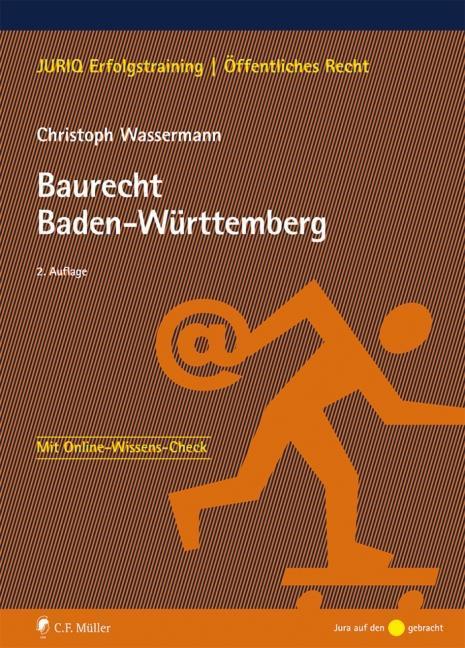 Baurecht Baden-Württemberg als Buch von Christo...