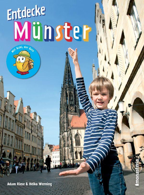 Entdecke Münster als Buch von Adam Riese, Heiko...