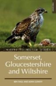 Where to Watch Birds in Somerset, Gloucestershire and Wiltshire als Taschenbuch