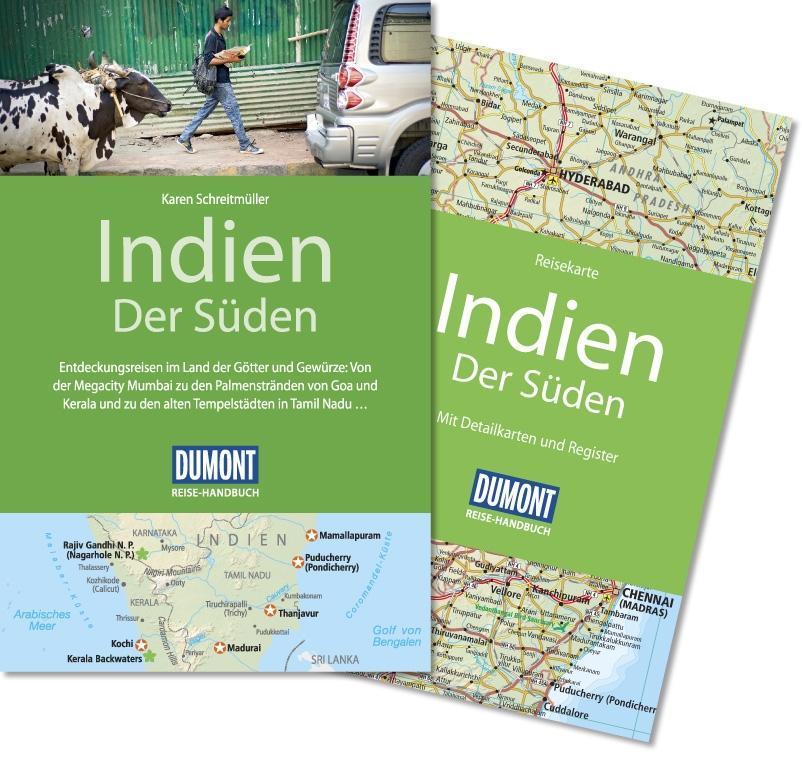 DuMont Reise-Handbuch Reiseführer Indien, Der S...
