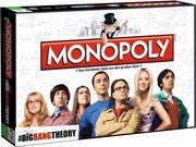 Winning Moves - Monopoly The Big Bang Theory