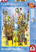 Colin Thompson, Luftschloss. Puzzle 1.000 Teile
