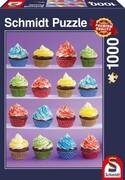 Schmidt Spiele - Puzzle - Cupcakes-Spaß, 1000 Teile
