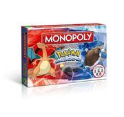 Winning Moves - Monopoly - Pokemon