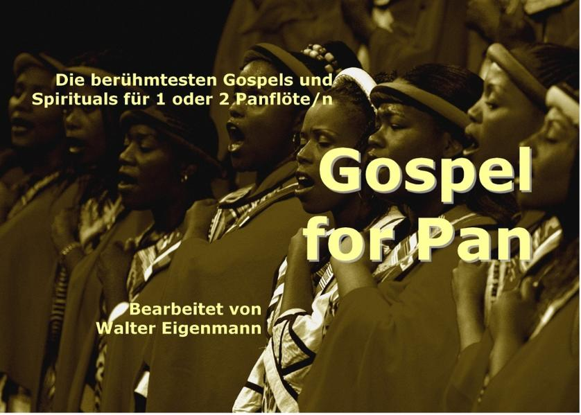 Gospel for Pan als Buch