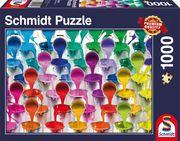 Farbeimer. Puzzle 1.000 Teile