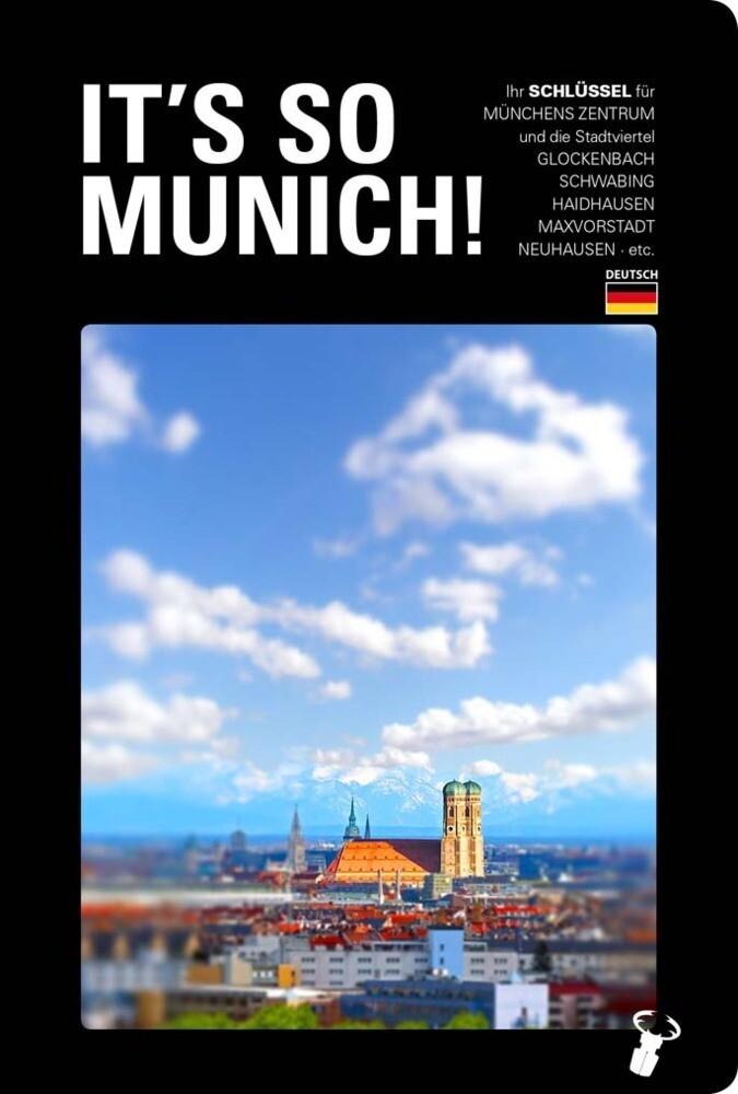 It's so Munich! als Buch