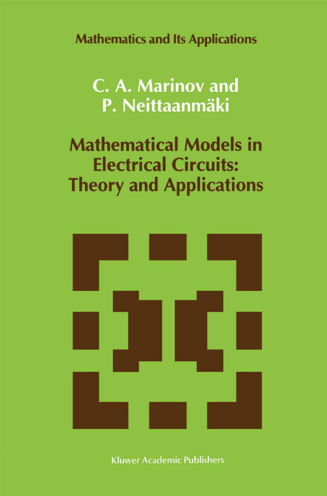 Mathematical Models in Electrical Circuits: Theory and Applications als Buch