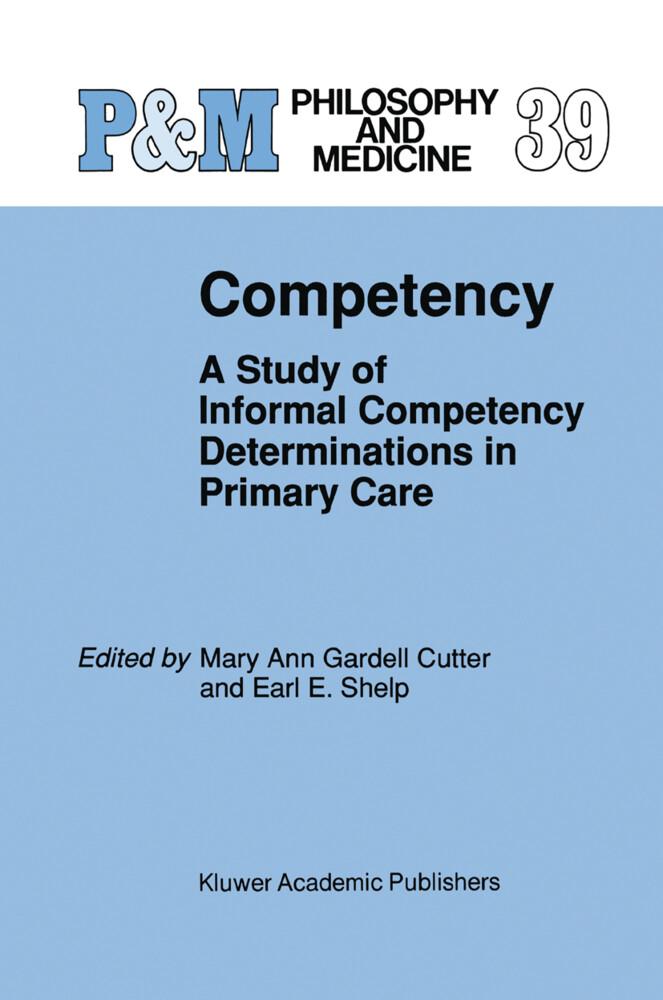 Competency als Buch (gebunden)