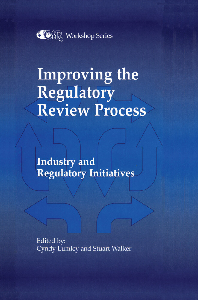 Improving the Regulatory Review Process als Buch